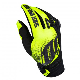 Gants Cross SHOT Devo Venom Yelow Enfant