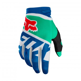 Gants Cross FOX Dirtpaw Sayak Green 004