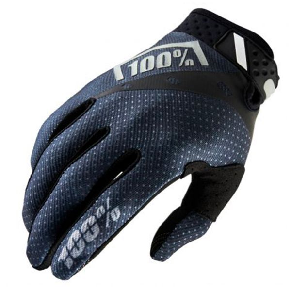 Gants Cross 100% Ridefit Black