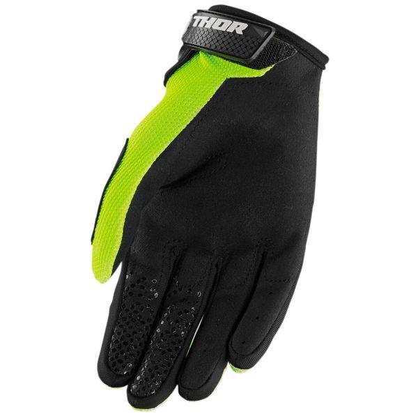 Thor Sector Glove Lime Enfant
