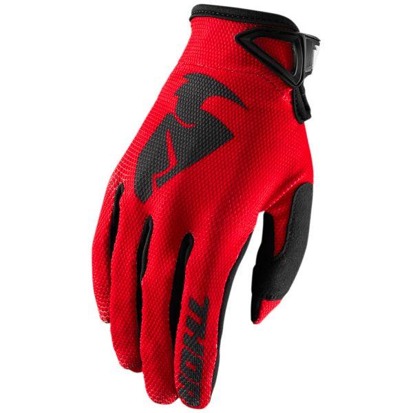 Gants Cross Thor Sector Glove Red Enfant
