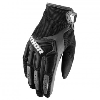 Gants Cross Thor Spectrum Black Grey