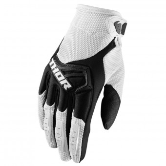 Gants Cross Thor Spectrum White Black