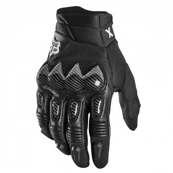 Gants Cross FOX Bomber Glove Black
