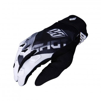 Gants Cross SHOT Devo Ultimate Noir Blanc CE