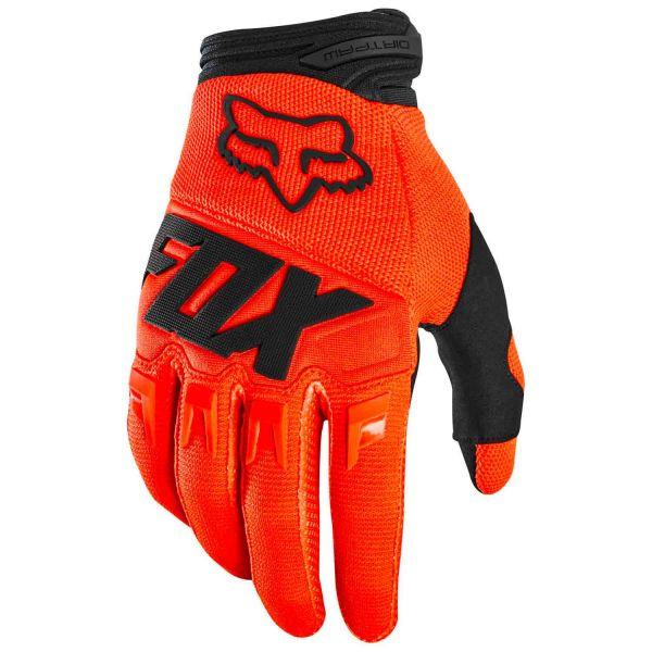 Gants Cross FOX Dirtpaw Race Fluo Orange (824)