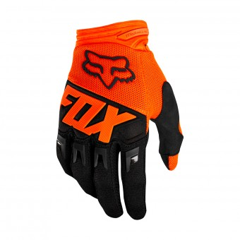 Gants Cross FOX Dirtpaw Race Orange (009)