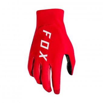 Gants Cross FOX Flexair Red Flame