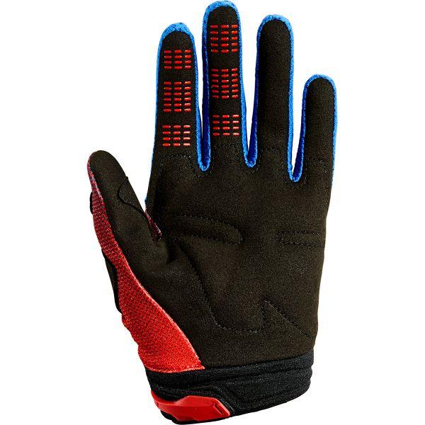 FOX 180 Oktiv Glove Fluo Red Enfant