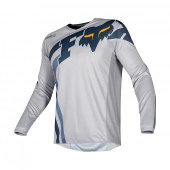 Maillot Cross FOX 180 Cota Gris Navy