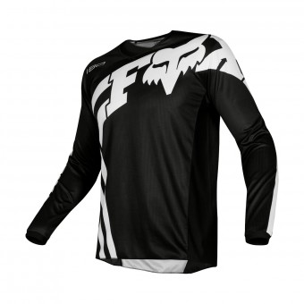 Maillot Cross FOX 180 Cota Noir Blanc
