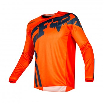Maillot Cross FOX 180 Cota Orange Enfant