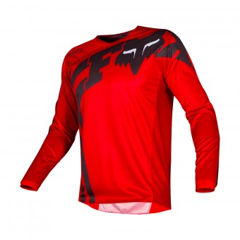 Maillot Cross FOX 180 Cota Rouge Noir