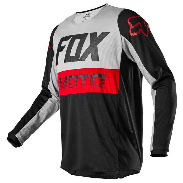 Maillot Cross FOX 180 Fyce Grey