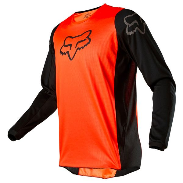 Maillot Cross FOX 180 Prix Fluo Orange