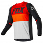 Maillot Cross FOX 360 Bann Light Grey