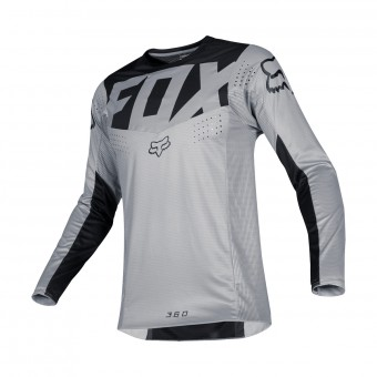 Maillot Cross FOX 360 Kila Gris