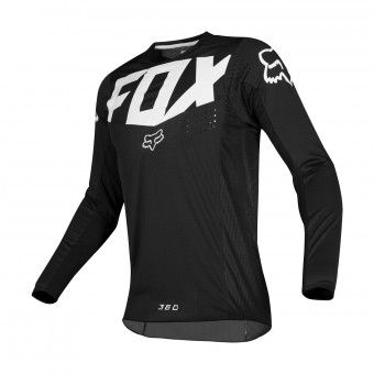 Maillot Cross FOX 360 Kila Noir