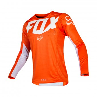 Maillot Cross FOX 360 Kila Orange
