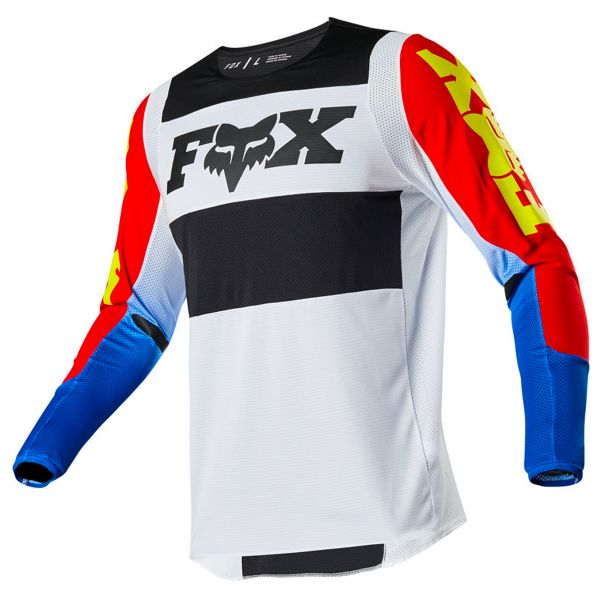 Maillot Cross FOX 360 Linc Blue Red