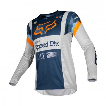 Maillot Cross FOX 360 Murc Gris