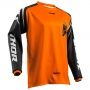Maillot Cross Thor Sector Zones Orange Enfant