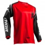 Maillot Cross Thor Sector Zones Red Enfant