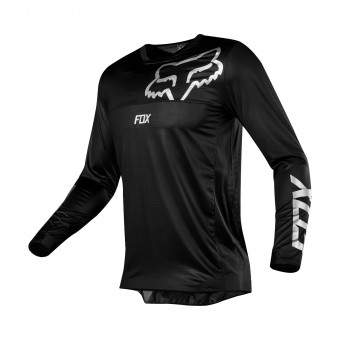 Maillot Cross FOX Airline Noir