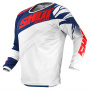 Maillot Cross SHOT Devo Ventury Blue Red Kid
