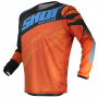 Maillot Cross SHOT Devo Ventury Orange Cyan Kid