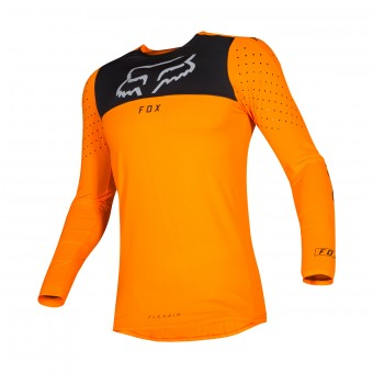 Maillot Cross FOX Flexair Royl Orange