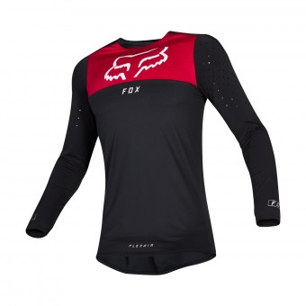 Maillot Cross FOX Flexair Royl Rouge