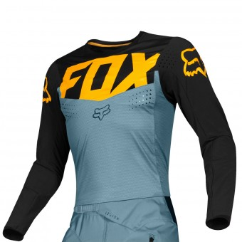 Maillot Cross FOX Legion Off Road Gris Clair