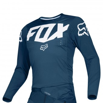 Maillot Cross FOX Legion Off Road Navy