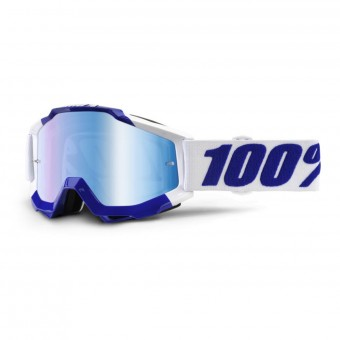 Masque Cross 100% Accuri Calgari Mirror Blue Lens