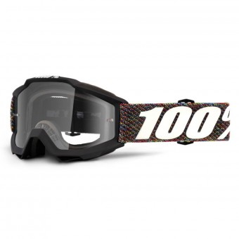 Masque Cross 100% Accuri Krick Clear Lens Enfant