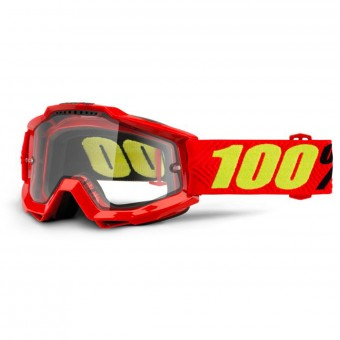 Masque Cross 100% Accuri Saarinen Clear Lens Enfant
