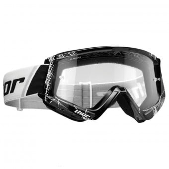 Masque Cross Thor Combat Web Black White