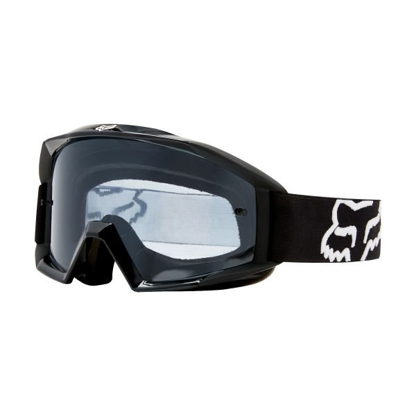 masque cross fox main black 001 au meilleur prix. Black Bedroom Furniture Sets. Home Design Ideas