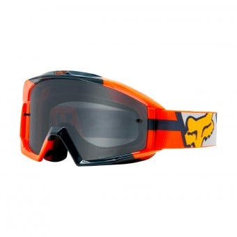 Masque Cross FOX Main Sayak Orange 009