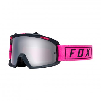 Masque Cross FOX Air Space Gasoline Rose Enfant
