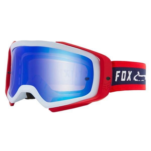 Masque Cross FOX Airspace II Simp Navy Red