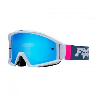 Masque Cross FOX Main Cota Navy Iridium Bleu