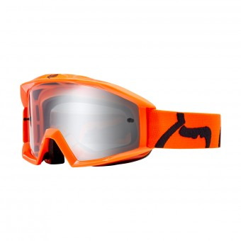 Masque Cross FOX Main Race Orange Enfant