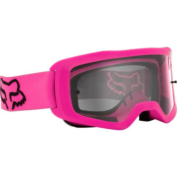 Masque Cross FOX Main II Stray Pink Enfant