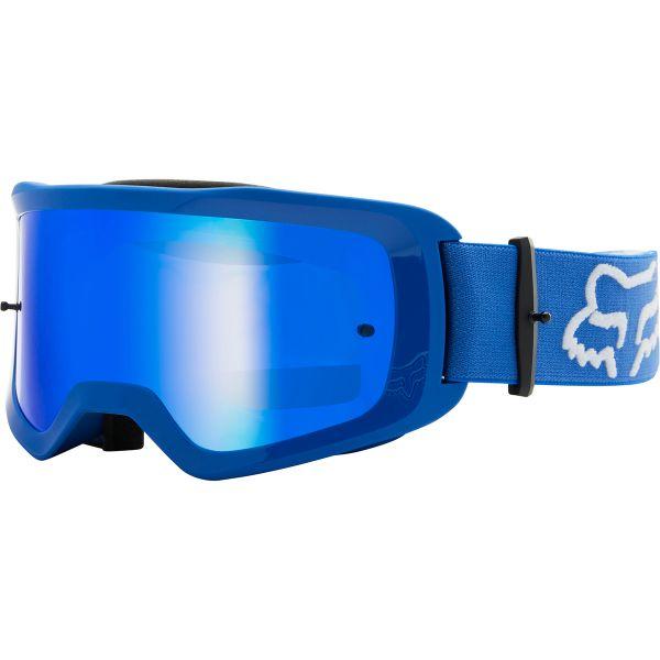 Masque Cross FOX Main II Stray Spark Blue