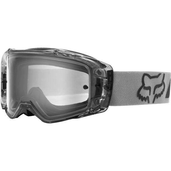 Masque Cross FOX Vue Mach One Steel Grey