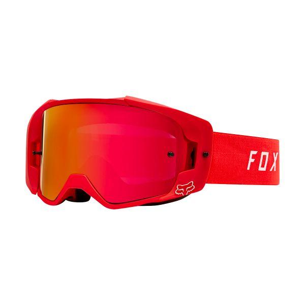 Masque Cross FOX Vue Red