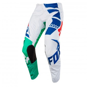 Pantalon Cross FOX 180 Sayak Green Pant Enfant 004