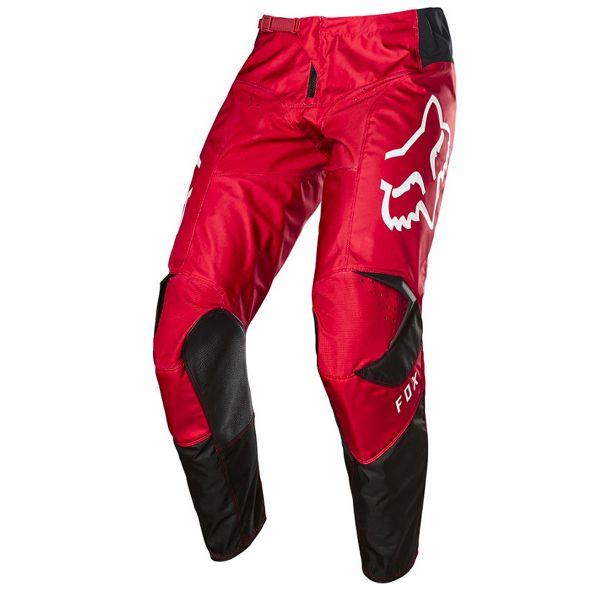 Pantalon Cross FOX 180 Prix Flame Red Pant Enfant